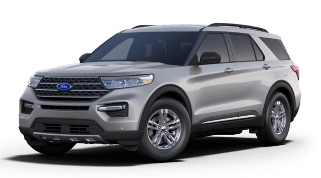 New 2020 Ford Explorer XLT SUV for sale or lease in Rhinebeck, NY